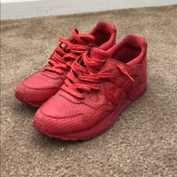 sale retailer 77474 68e85 ASICS Gel Lyte 5 Red Mamba